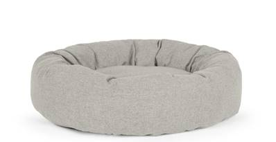 Kysler lit rond Large pour animal gris