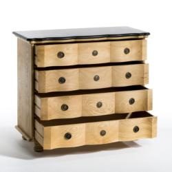 Arbalète commode beige